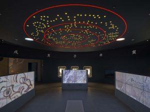 キトラ古墳壁画体験館 四神の館