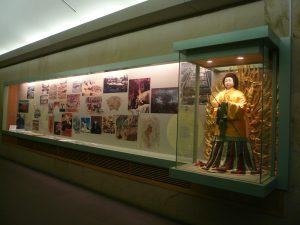奈良文化財研究所藤原京跡資料室
