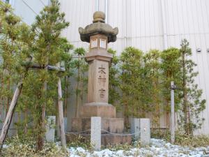 太神宮灯籠